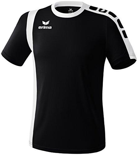 Erima Trikot Zamora - Camiseta de fútbol Schwarz/weiß