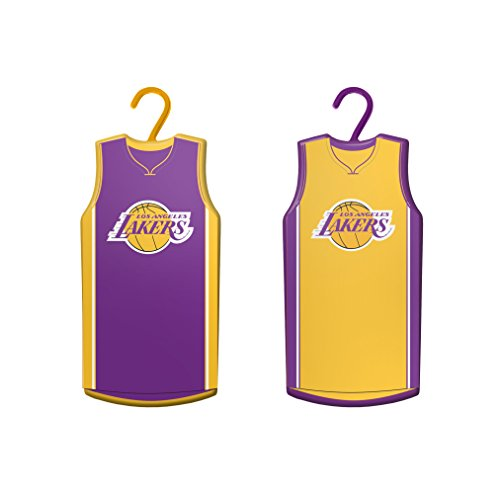 Boelter Brands NBA Los Angeles Lakers Home & Away Jersey Ornament, 2-Pack ()