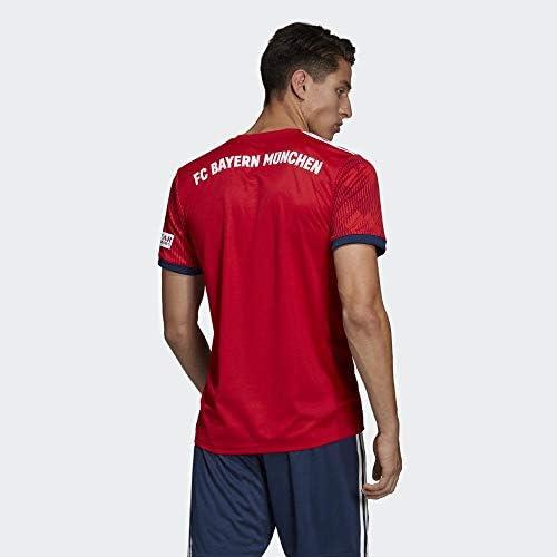 adidas 18/19 FC Bayern Home Camiseta, Hombre: Amazon.es: Ropa y ...