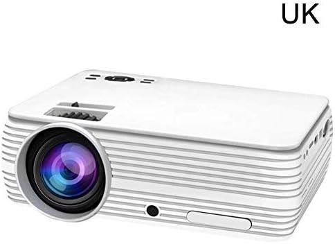 GSNML Proyector F=190 mm Mini proyector con Pantalla de ...