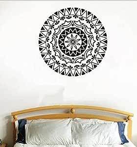 Creative Mandala Pattern Wallpaper , 2724541410262