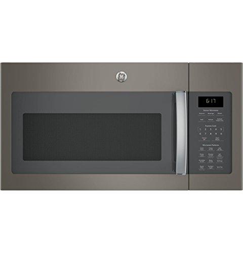over the range microwave slate - 2