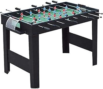 Máquina de mesa de fútbol for adultos estándar 8 Fútbol Máquina niños Indoor partido de fútbol
