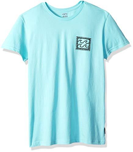 Billabong Boys' Nairobi T-Shirt Spearmint Small