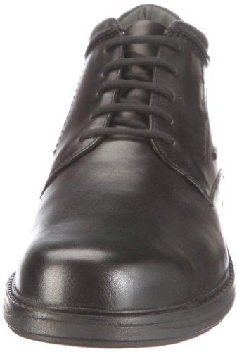 Sioux FYNN-GORE-WF 20733 - Botas de cuero para hombre Negro