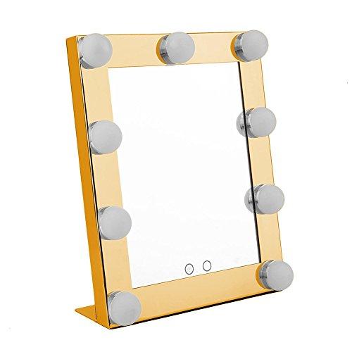 Geek-House Portable Mini Tabletops Lighted Makeup Vanity ...