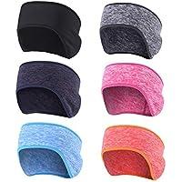 hikevalley Thermal Ear Warmer Cover Headband Winter Sports Headwrap Fleece Earmuffs Men & Women