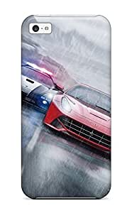 Best New Premium Case Cover For Iphone 5c/ Need For Speed Rivals Game Protective Case Cover 2515786K57406725
