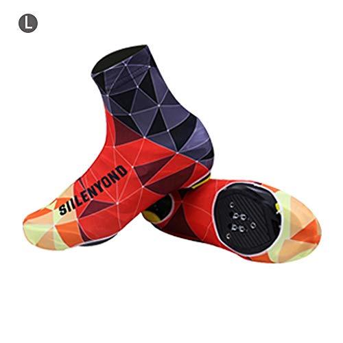Sur Cyclisme chaussures Au Frêne Vent Vent Rouge Fancyu chaussures De l Couvre Et Imperméables tdUw4KqxAf