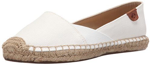 Sperry Top-Sider Womens Katama Cape Ballet Flat Ivory
