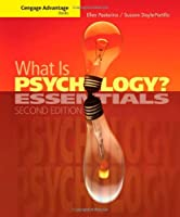 What is Psychology?: Essentials, 2nd Edition Front Cover