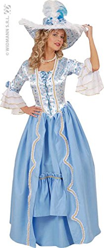 [Ladies 18th Century English Royal Court Dress Costume Medium Uk 10-12 For] (18th Century Costumes Uk)