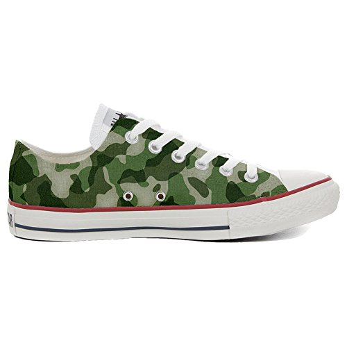 Converse All Star zapatos personalizados (Producto Handmade) Slim Military Style
