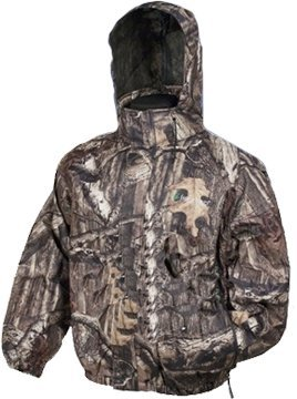 Frogg Toggs Toadrage Camo Jacket, Realtree Xtra, X-Large by Frogg Toggs (Image #1)