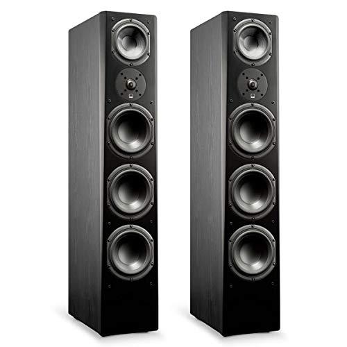 SVS Prime Pinnacle – 3-Way Tower Speaker (Pair) - Premium Black Ash by SVS (Image #4)