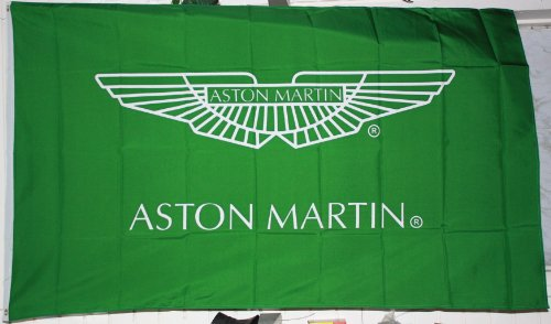 Cheap Aston Martin Flag-3′ X 5′