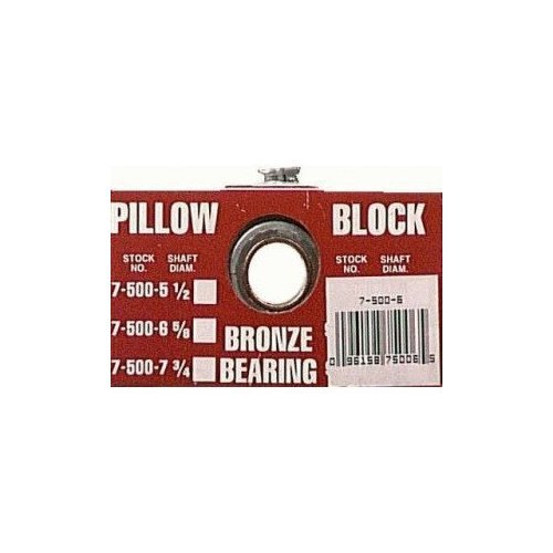 Chicago Die Cast Pillow Bearing Blocks 5/8