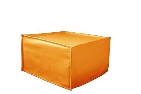 Ponti Divani - CUBE - Pouf letto singolo con materasso h 10cm di ...