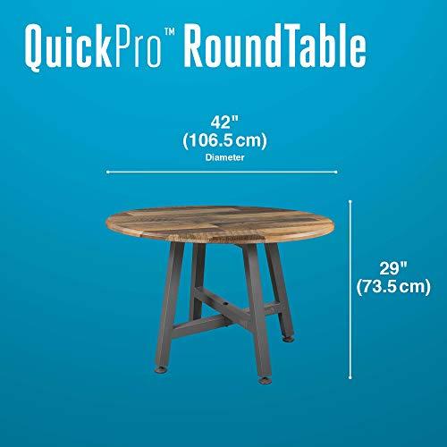 QuickPro RoundTable - VARIDESK by VARIDESK (Image #5)