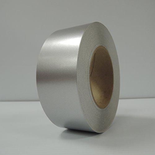 2 3M Vinyl Striping 150 25 Colors Available (Silver)