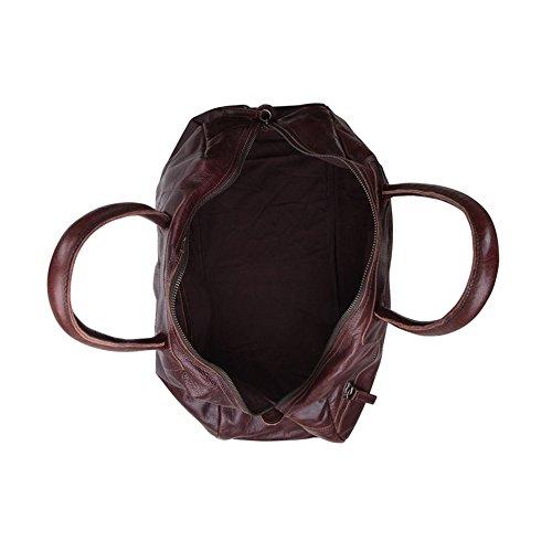 Cowboysbag BAG CHICAGO, Borsa a mano donna Marrone Cognac Marrone (Cognac)
