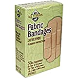 Assorted Fabric Bandages 30 CT - 6 pack