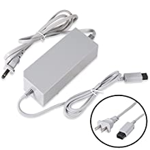 Replacement Power Supply Cord Wall AC Adapter Supply Cord Cable for Nintendo Wii