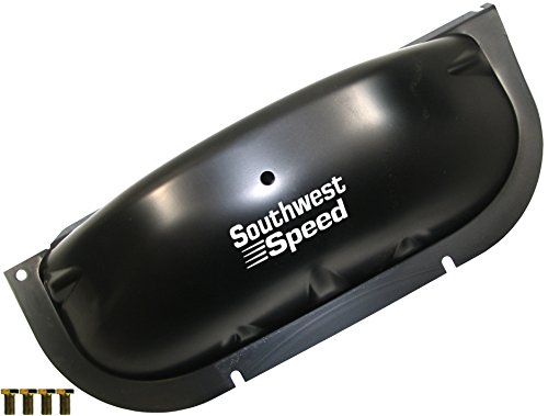 NEW 55-62 CHEVY BELLHOUSING LOWER DUST COVER FOR CARS WITH SBC BBC V-8 ENGINES & MANUAL TRANSMISSIONS, COVER REPLACES GM 3704923 & COMMONLY FITS #3733365 BELLHOUSINGS