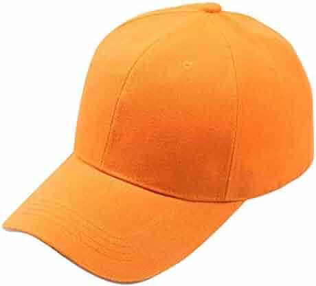 Men Baseball Caps Summer Unisex Solid Color Sun Visor Hip-Hop Cap Hat Women  Adjustable f06da78da262