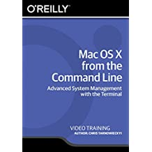 Mac OS X from the Command Line [Online Code]