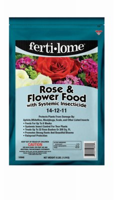 fertilome Rose And Flower Dry Plant Food by Voluntary Purchasing Group