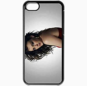 diy phone casePersonalized ipod touch 4 Cell phone Case/Cover Skin Hilary duff actresses famous for being popular recording artist and star of cheaper by the dozen and war and inc. Blackdiy phone case