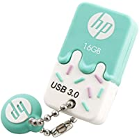 HP 16GB USB 3.0 Rubber Ice Cream Flash Drive