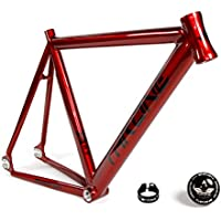 Throne Cycles THPHL-RD-55 Phantom Frame, Red