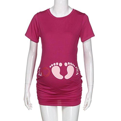 manica Women maternit s incinta ' infermiera Short Amlaiworld 4OwxCqx