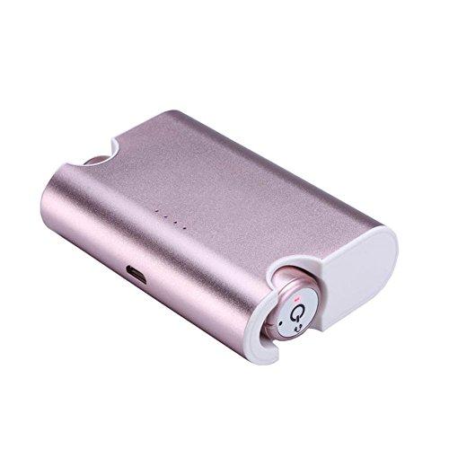 Ocamo Mini Wireless Bluetooth Stereo Earphones, In-ear Twins