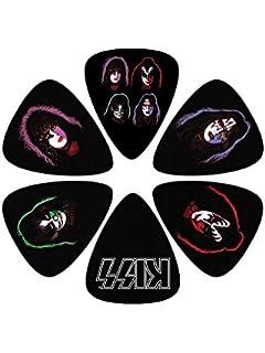 Confezione da 6 Perris Leather Kiss # 1/plettro per chitarra