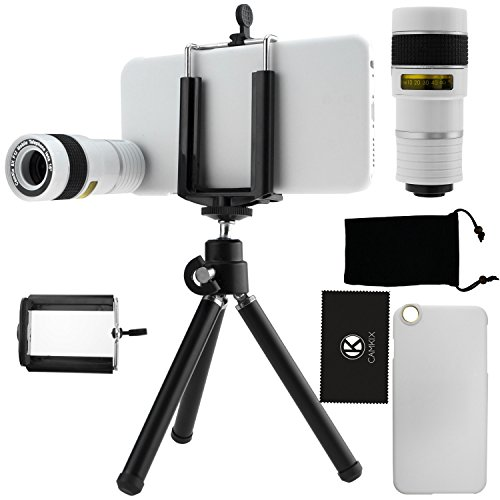 CamKix Camera Telephoto Microfiber Cleaning