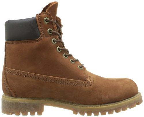 Stivali FTB 6 in Timberland Marrone in Premium uomo 6 Boot Premium w78wCpqx