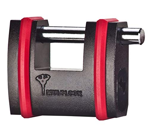 MUL-t-Lock #12 NE Series Sliding Bolt Padlock 1/2