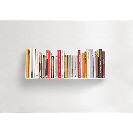 Bookshelves U White By TEEbooks 23 6 X 5 9 X 5 9 Up To 44 Pound Of Book