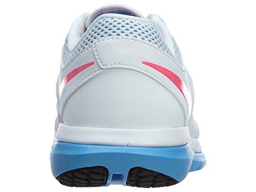 ... Nike Menns Nsw Tiempo 94 Måne Midten Tp Qs Sko Hvit / Hyper Rosa-unvrsty  ...