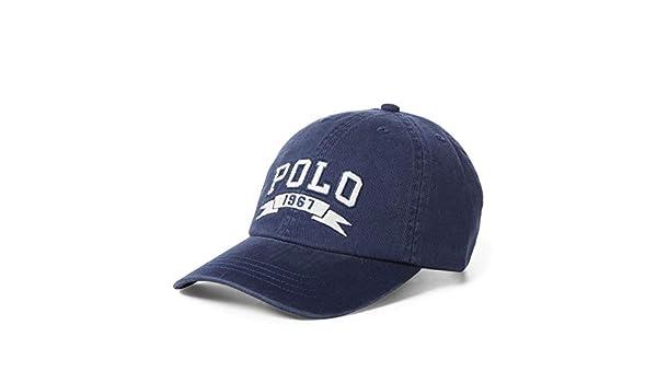 Polo Ralph Lauren - Gorra de béisbol de 1967 para niños de 6 a 14 ...