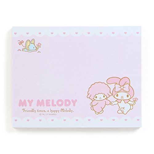 My Melody Desktop Chest With Memo Pad: Pink by SANRIO (Image #2)