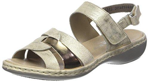 Rieker Damen 659l5 62 Sandalen: : Schuhe & Handtaschen zUAe7