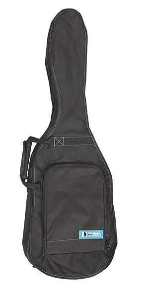 Valmusic - Funda de nailon para guitarra eléctrica VAL-EG, color ...