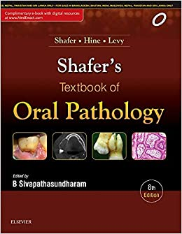 Shafer's textbook of oral pathology.