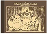 Pokemon Sepia Graffiti B7 Memo Pad - Photo Studio