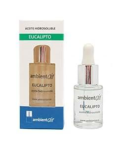 Ambientair HD015ECAA - Aceite hidrosoluble, aroma eucalipto, 15 ml