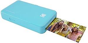 Kodak Mini 2 HD Wireless Portable Mobile Instant Photo Printer, Print Social Media Photos, Premium Quality Full Color Prints – Compatible w/iOS & Android Devices